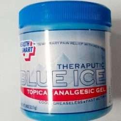Blue Arctic Ice Analgesic Gel 8oz