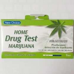 Home Drug Test Marijuana New Choice 1 strip