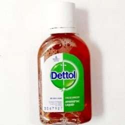 60ml Dettol Antiseptic Liquid
