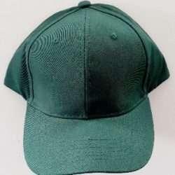 Hunter Green BaseBall Hat