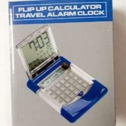 Digital Clock Calculator & Alarm