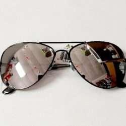 Silver Sunglasses UV400 For $1